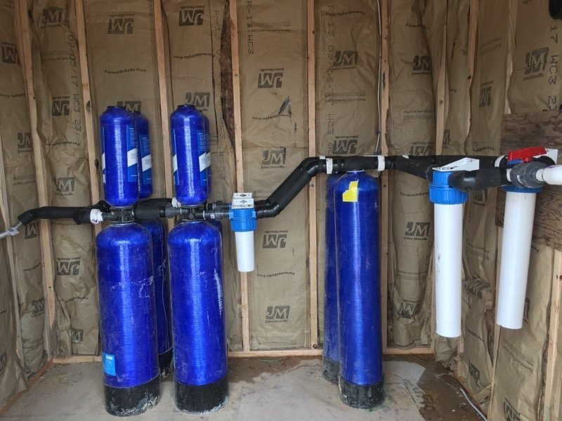 Carlsbad Contractor Storage New Mexico Water Filtration