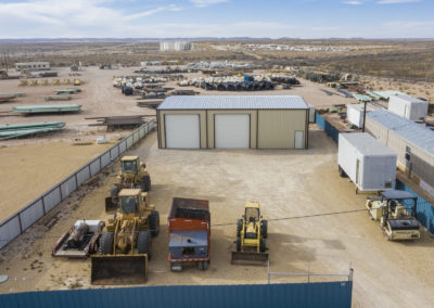 Metal Warehouse In Carlsbad New Mexico